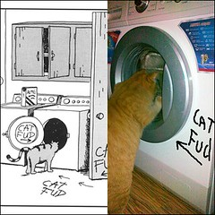 Cat Fud- Thanks To Gary Larson