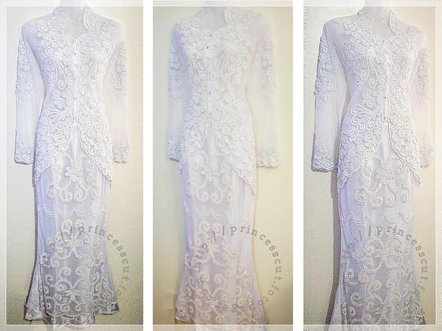 Plus Size. Also available; Baju Kurung, Corset & Veil. - Fotopages.com