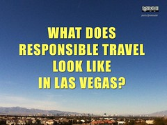 A good place to live is a good place to visit. What does responsible travel look like in Las Vegas? #rtcities