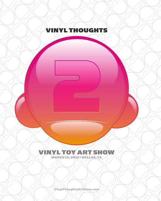 Vinyl Thoughts 2 Flyer/Poster