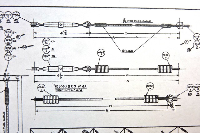 how to cut aircraft cable
