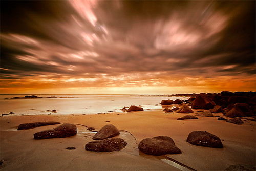 uk autumn sea sky cloud colour art beach water pool canon print eos sussex coast cow sand rocks long exposure zoom mark tide picture gap east filter shore nd eastbourne leader burst grad beachyhead browngold 40d