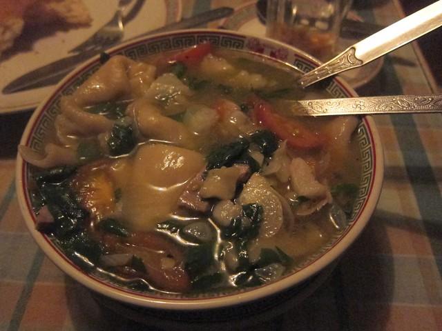 Thenthuk Noodle Soup