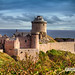 "Seafront Castle "" Fort-la-Latte"" Brittany - France"