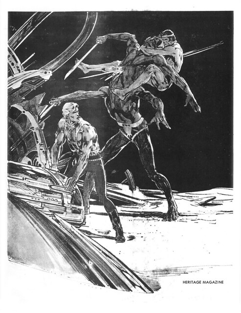 Neal Adams John Carter 1