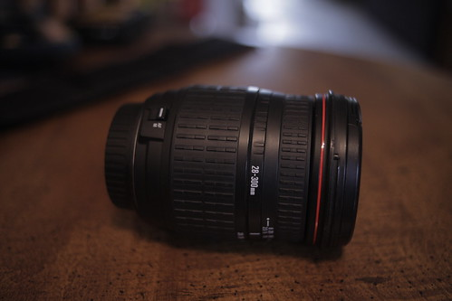Sigma for Canon 28mm-300mm $130