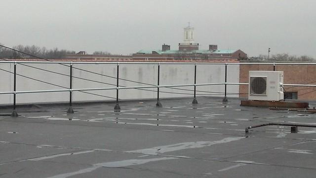 Altes,bestehendes Geländer wieder herrichten