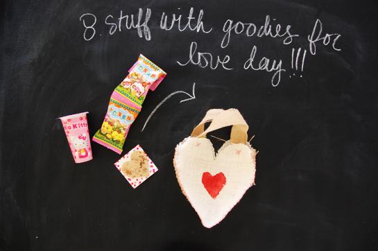 diy: love day bag