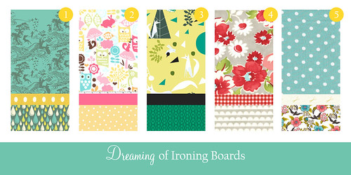 Dreaming of Ironing Boards