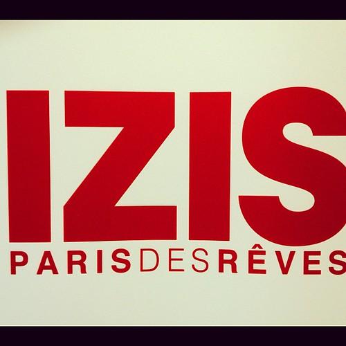 IZIS イジス写真展 パリに見た夢 京都