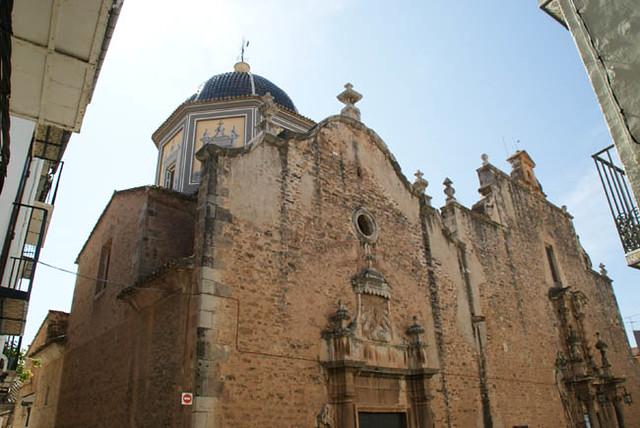 Iglesia asunci n onda castell n turismo informaci n de for Turismo interior castellon
