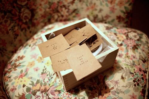 Box o'goodies