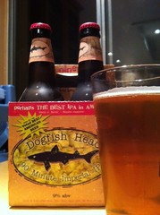 Dogfish Head 90 Minute IPA by BeerHyped.com
