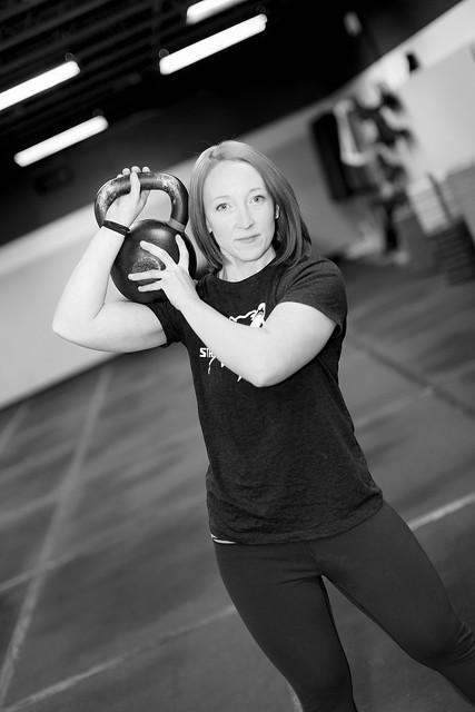 Jessica Kohler - CrossFit Fringe - Columbia MO