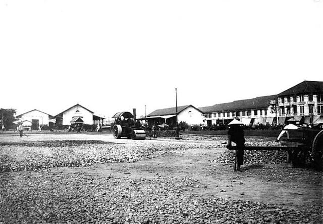 Saigon 1929 - La Gare