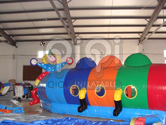 Inflatable Circus Tunnel