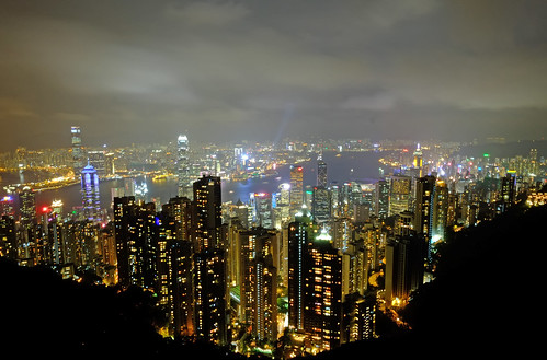The Peak,Hong Kong