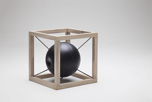 prototipo speaker fresatura cnc legno poliuretano