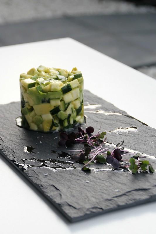 Zucchini Tartare 3