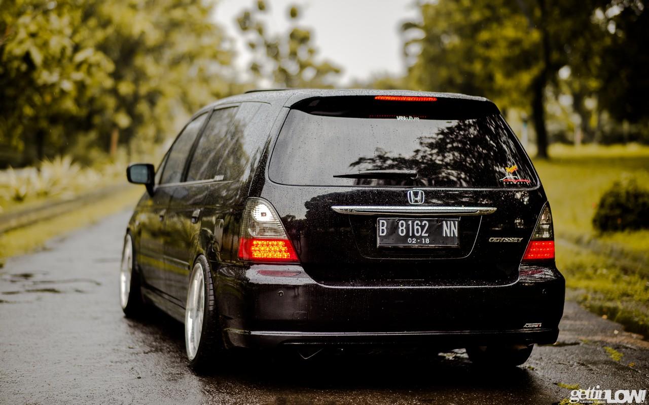 Juan Honda Odyssey RA6