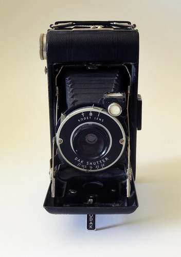 My First Camera, a Kodak