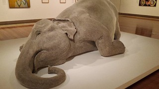 Elephant Statue from APT8