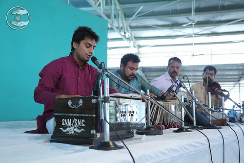 Devotional song by Rajkavi from Saharanpur