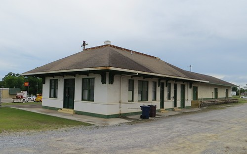 Alabama and Florida Railroad Depot 1 Opp AL