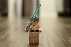 Luke Skywalker (Lighsaber Training)