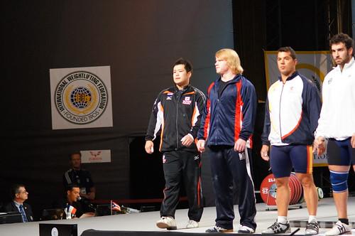 【WWC2011】 94kg級 Cグループの写真