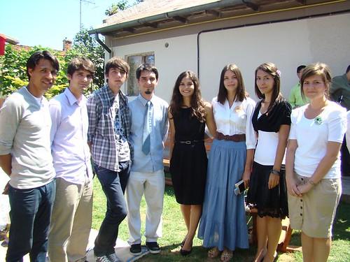 Tineri biserica