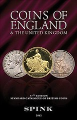 Coins of England 47th ed
