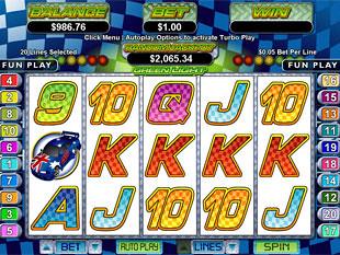 Green Light Slot Machine