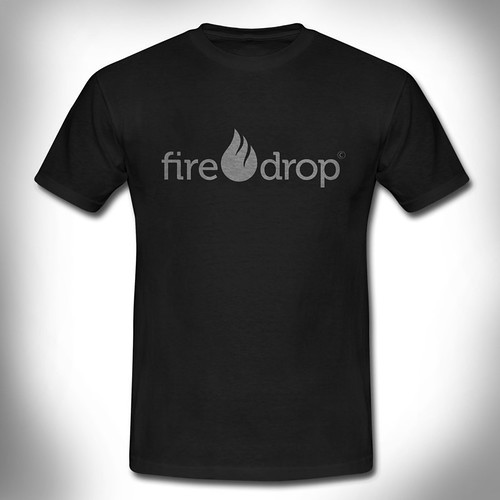 Camiseta - Fire Drop by chambe.com.br