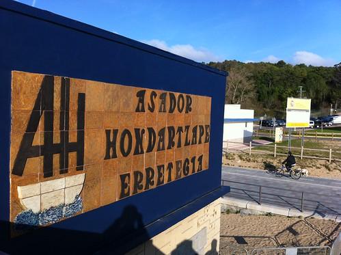 ASADOR HONDARTZAPE en Gorliz by LaVisitaComunicacion