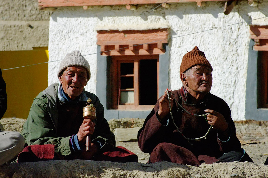 Мистерия чам, Ламаюру, Ладакх, Индия