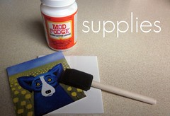 tile art supplies