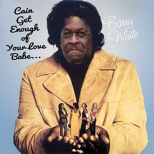 CAIN GET ENOUGH OF YOUR LOVE by Colonel Flick