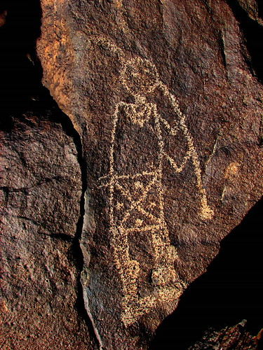 Wells Petroglyph Preserve