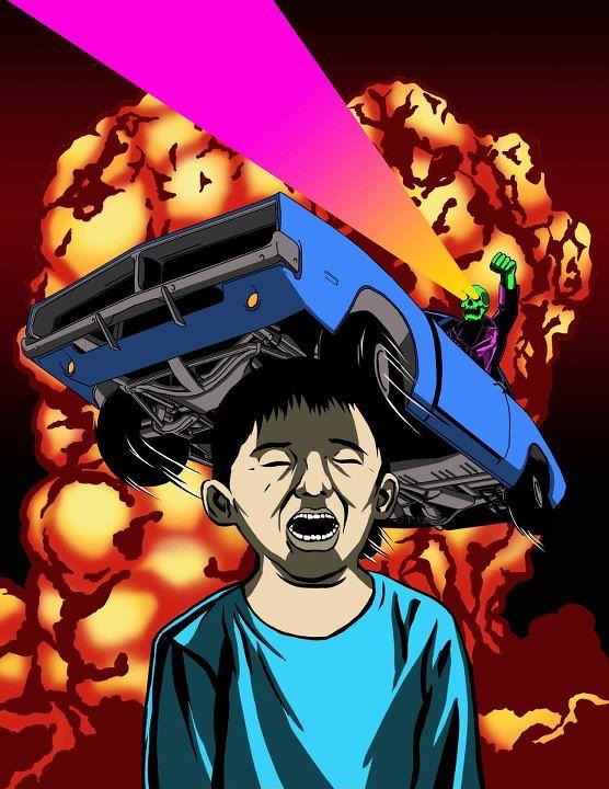 explosion kid