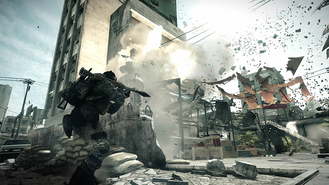 Battlefield 3: Back to Karkand hits PSN Tuesday with New Guns