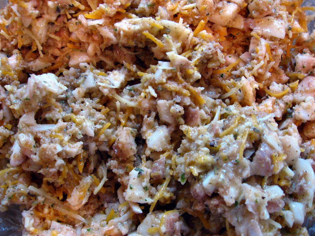 stuffing for mushrooms