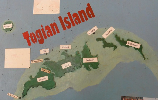 Togian Islands