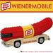 Oh I Wish I Were an Oscar Mayer Wiener! by bruceywan