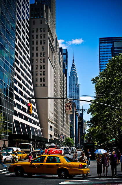 0255 - USA, New York, Chrysler Building