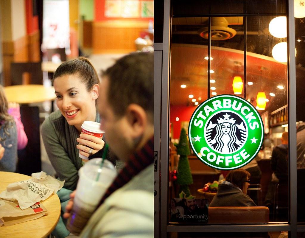 Starbucks Night