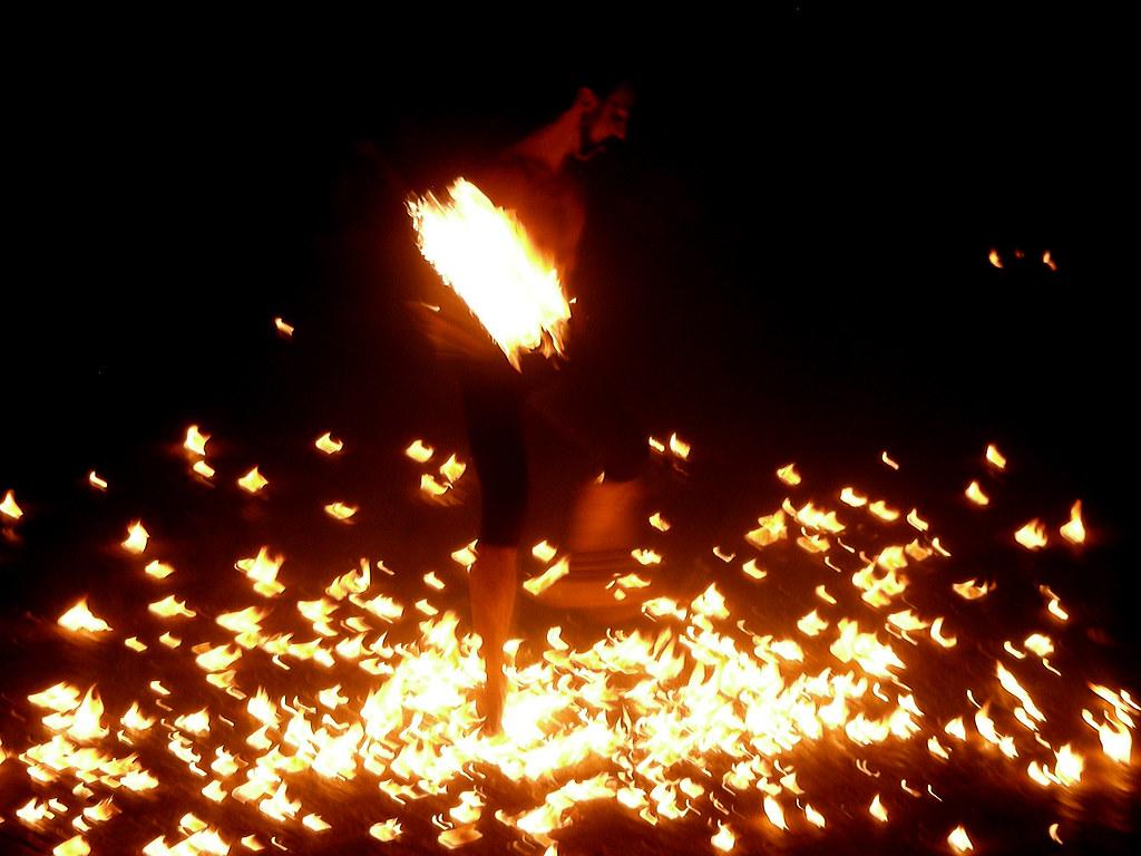 Siena - fire walk with me