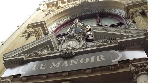 Le Manoir, Paris