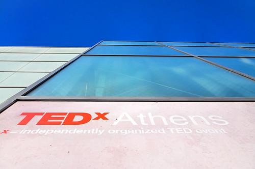 TEDx Athens Sky