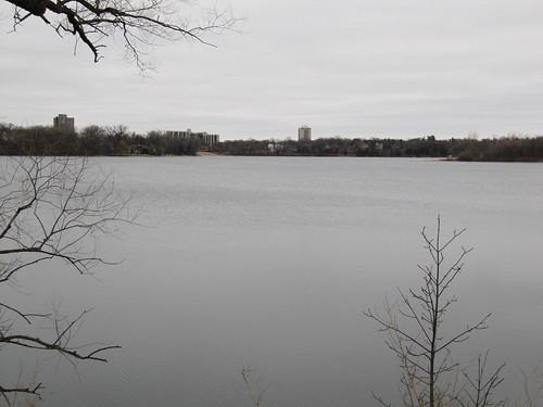 Cedar Lake Facing South from Cedar Lake Trail